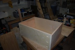 Twin Bed Drawer