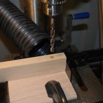 Door Mat Drill Press