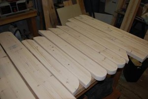 Primered Boards
