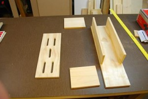 Attaching Sides to Butterfly House