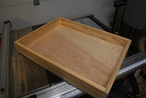 Completed Drawer