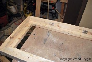 Workbench Frame