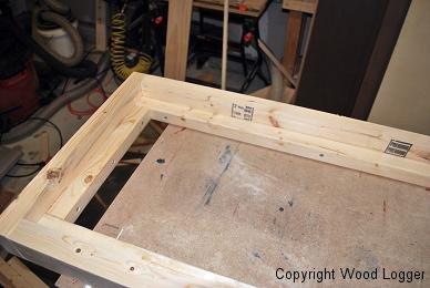 workbench frame - Workbench Frame