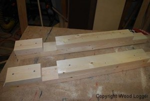 Workbench Legs