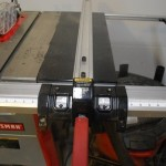 Craftsman_Table Saw Rip Fence