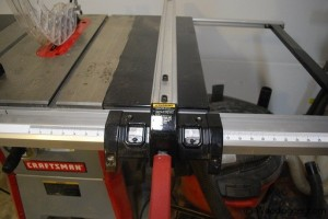 Craftsman Table Saw Rip Fence