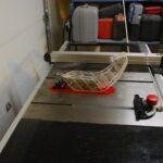 Craftsman Tablesaw 21833 Side Vide of Top