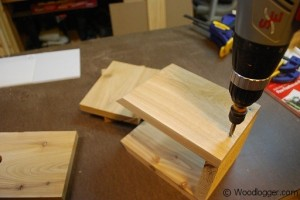 Window Birdhouse Assembly Sides