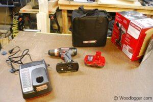 Craftsman 935704 Heavy Duty Drill Kit