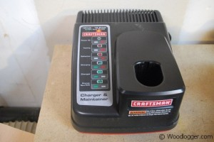 Craftsman CH2030 Multi-Chemistry Charger