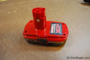 Craftsman PP2020 XCP 19.2-Volt Compact Lithium-Ion Battery Pack