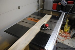 Table Top Rough Cuts