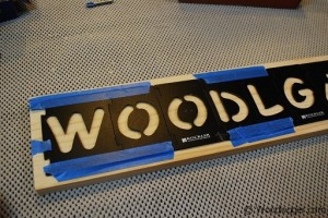 Rockler Interlock Signmaking Templates