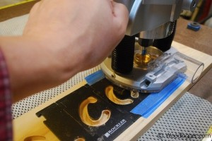 Rockler Signmaking Routing