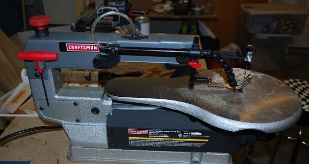 Craftsman 16 variable speed scroll saw model 21602 review craftsman scroll saw greentooth Image collections