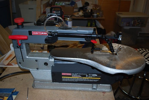 Photo of Craftsman 16″ Variable Speed Scroll Saw – Review