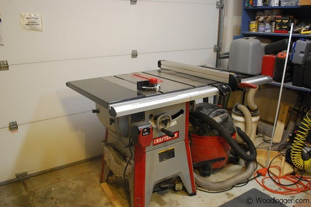 Photo of Craftsman Table Saw 21833 Review