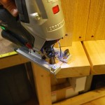 Craftsman Orbital Jig Saw