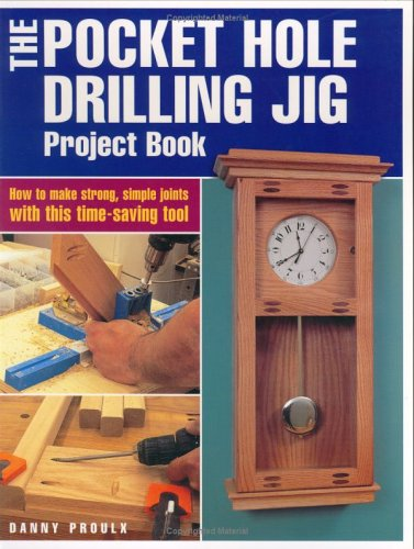 Photo of The Pocket Hole Drilling Jig Project Book – Review