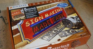 Rockler Interlock Signmaker Template