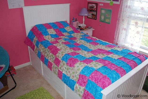 Photo of Twin Bed Project pt. 5 – Completed