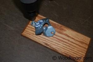 Bottle Opener Magnetic Catch Hardware