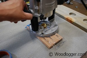 Bottle Opener Magnetic Catch Routing