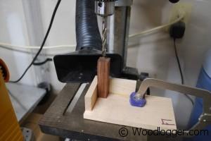 Wood Razor Drill