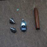 Wood Razor Hardware Kit