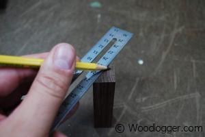 Wood Razor Marking