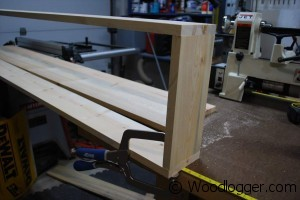 Bed Bench Frame