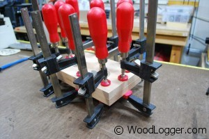 Weather Station Glue Up
