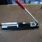 Slimline Pencil Turning Assembly