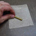 Slimline Pencil Turning Assembly