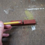 Slimline Pencil Turning Blank Prep