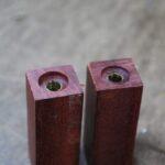 Slimline Pencil Turning Blank Prep