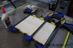 Crate Glue Up