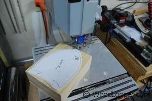 Keepsake Box Rough Cuts