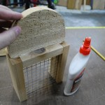 Suet Feeder Assembly