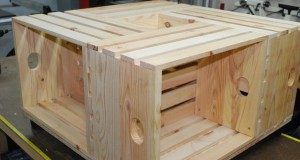 Crate Coffee Table Complete
