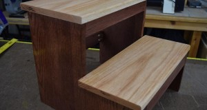 Step Stool Finished