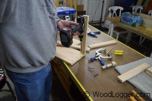 Step Stool Assembly