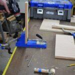 Step Stool Pocket Home Assembly