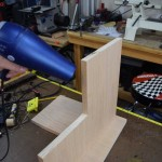 Step Stool Edge Glue-Up