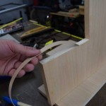 Step Stool Edge Glue Up