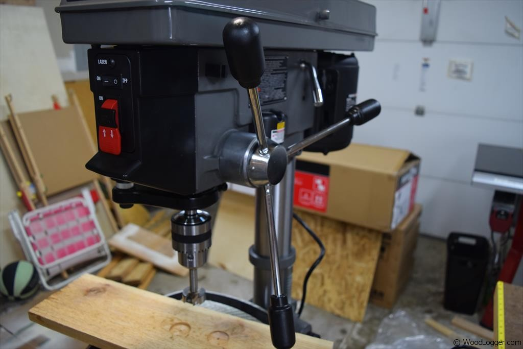 Porter Cable Drill Press Review Woodlogger