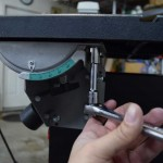 Craftsman Band Saw Table Assembly