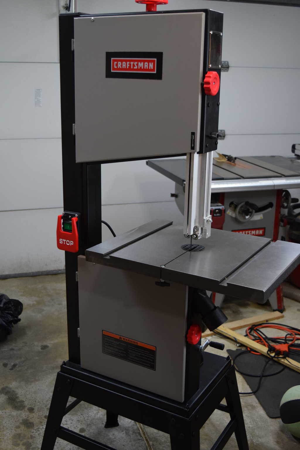 Photo of Craftsman Bandsaw – Review & Assembly