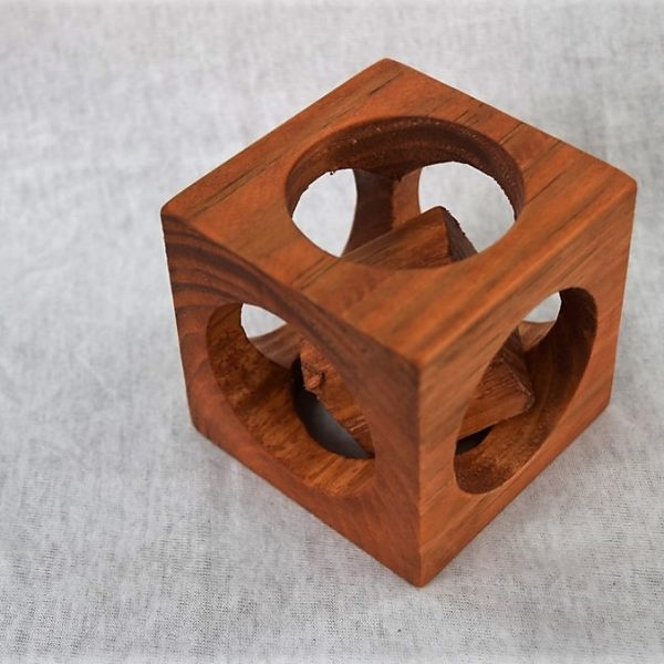 Store Cube in a Cube Dark