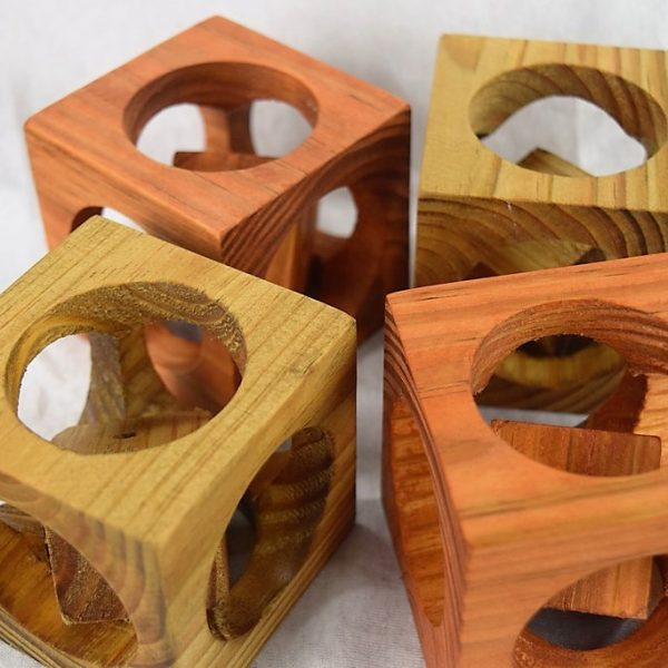 Store Cube in a Cube Multi